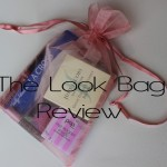 Review and Video Blog: TheLookBag Beauty Bag Subscription