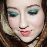 Emerald Makeup Look: 2013 Color of the Year