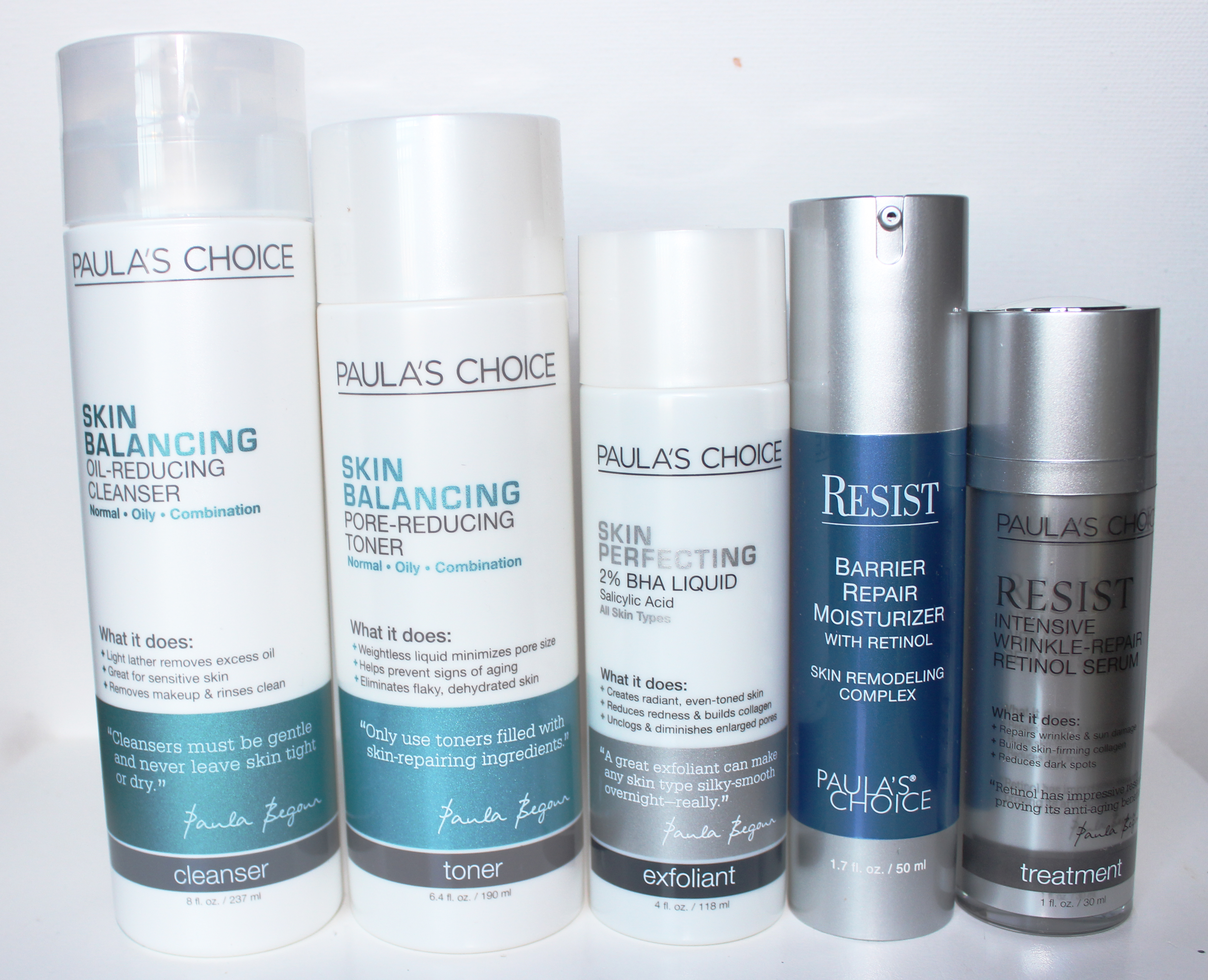 Review: Paula's Choice Skincare