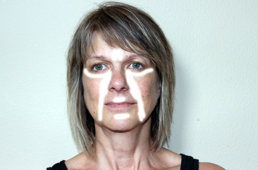 Highlighting Makeup Tricks to Look Younger! - photo#32