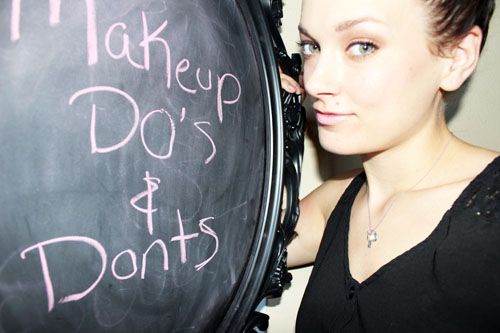 10 makeup do s and don ts