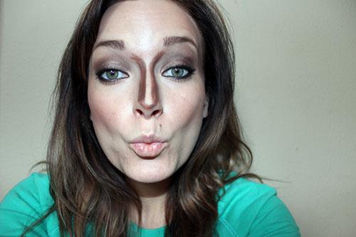 nose-contouring