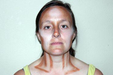 thin-face-contour-highlighting