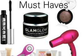 8 Beauty Must Haves