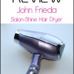 Review: John Frieda Salon-Shine Compact Hair Dryer
