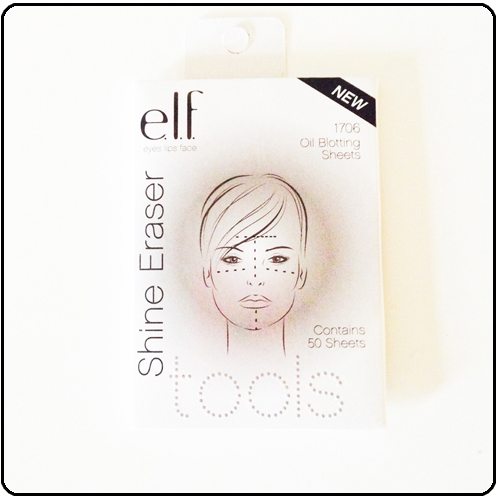 shine_eraser_e.l.f_oil_blotting_strips