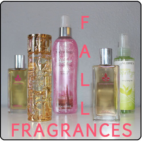 Fall Fragrances copy