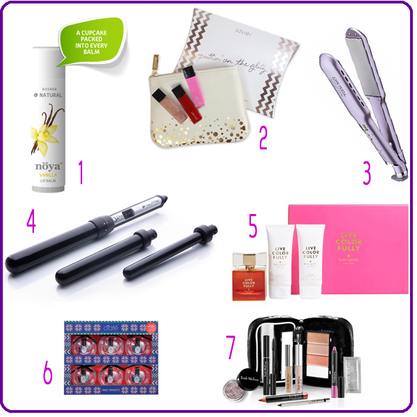 Holiday gifts 2013 Live TV Beauty Segment: Holiday 2013 Gift Ideas