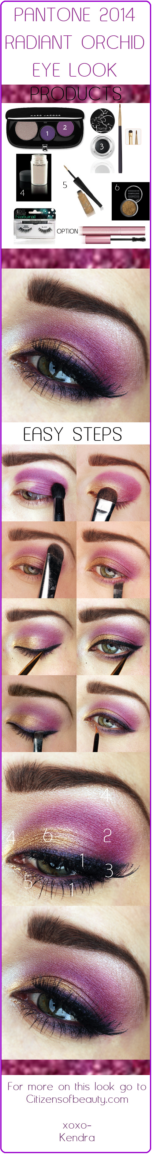 Pantone-2014-radiant-orchid-eye-look