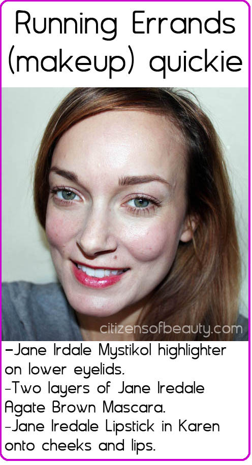 Jane Iredale Makeup Look 3