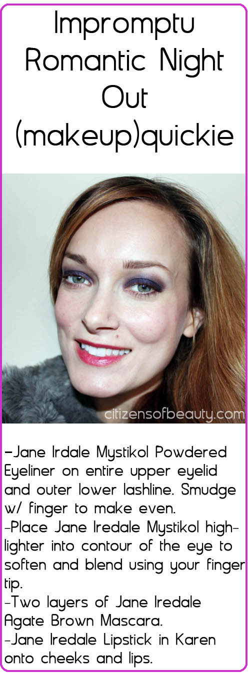 Jane Iredale Makeup Look