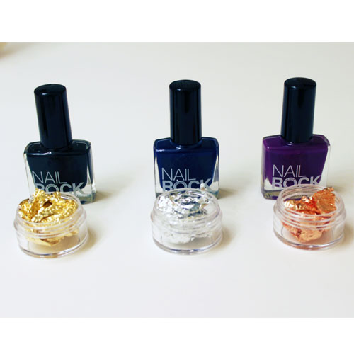 Nail Rock Nail Rock Foil Kit and Tutorial!