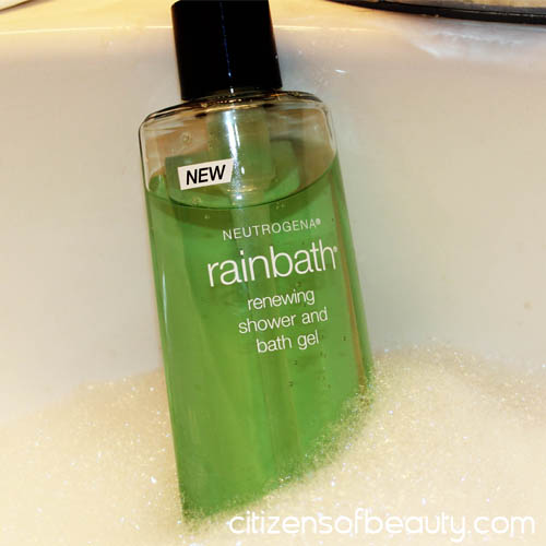 Neutrogena Rainbath review Neutrogena Rainbath: Renewing Shower and Bath Gel Review