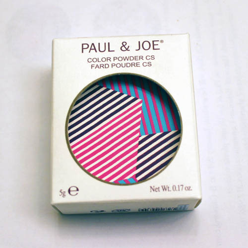 Paul Joe Spring 2013 Color Powder review Paul & Joe Spring 2014 Color Powder CS Review