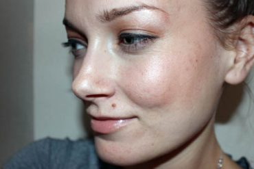 Jane Iredale Mineral Makeup Look