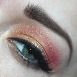 Valentines Day Eye Makeup Design Featuring: Esqido Mink Lashes