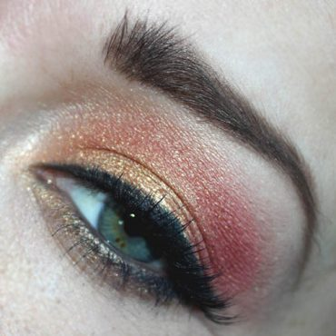 Valentines Day 2014 Eye Makeup Look