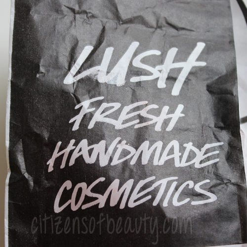 Review of Lush Cosmetics Easter collection