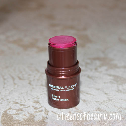 Mineral Fusion 3-in-1 Sheer Berry review