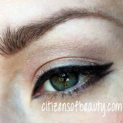 spring 2014 graphic eyeliner trend