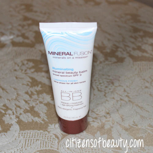 Mineral Fusion all in one BB cream