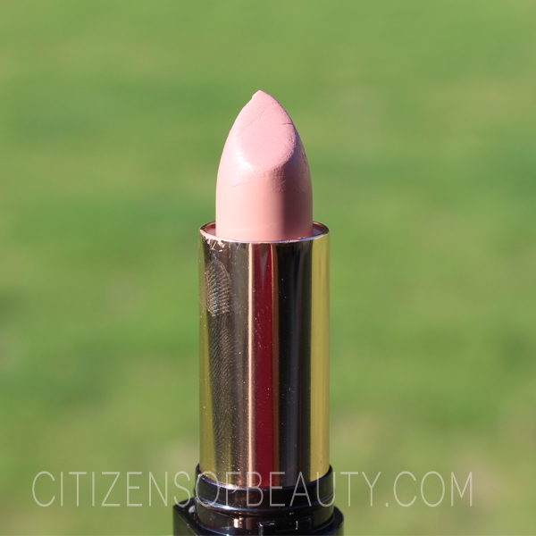 Morning Glory Lipstick High End Cosmetics at a Walmart Price: Flower Beauty By Drew Barrymore (Review and Swatches)