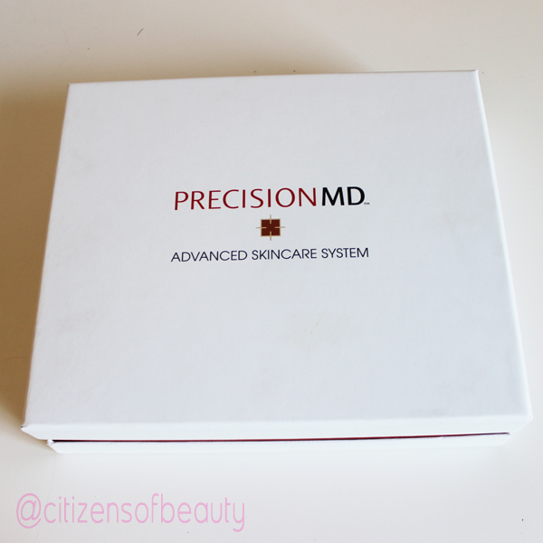 Precision MD Advanced Skincare System Review 1 Precision MD Vivatia Advanced Skincare System (Review)