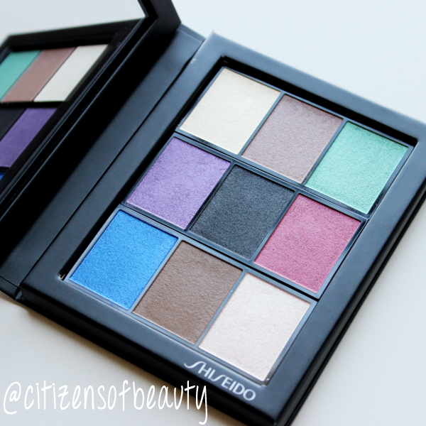 Shiseido Eye Color Bar Review