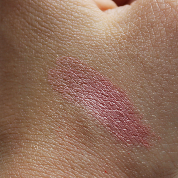 lipstick swatch High End Cosmetics at a Walmart Price: Flower Beauty By Drew Barrymore (Review and Swatches)