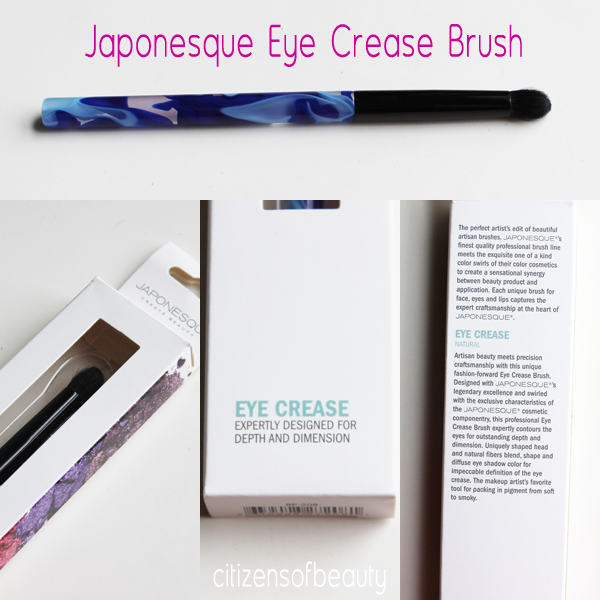 Japonesque Eye Crease Brush