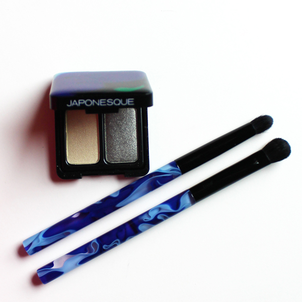 Japonesque Spring 2014 Makeup Collection Review Japonesque Velvet Touch Eye Shadow and Makeup Brush Review