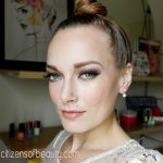 Tutorial: Bridal Season 2014 Soft Brown and Shimmery Pink Eye Design