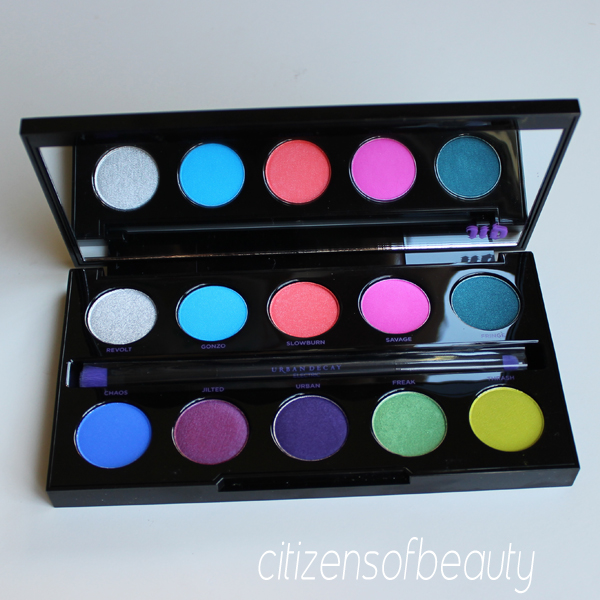 urban decay electric palette How to Use the Shockingly Bright Urban Decay Electric Palette