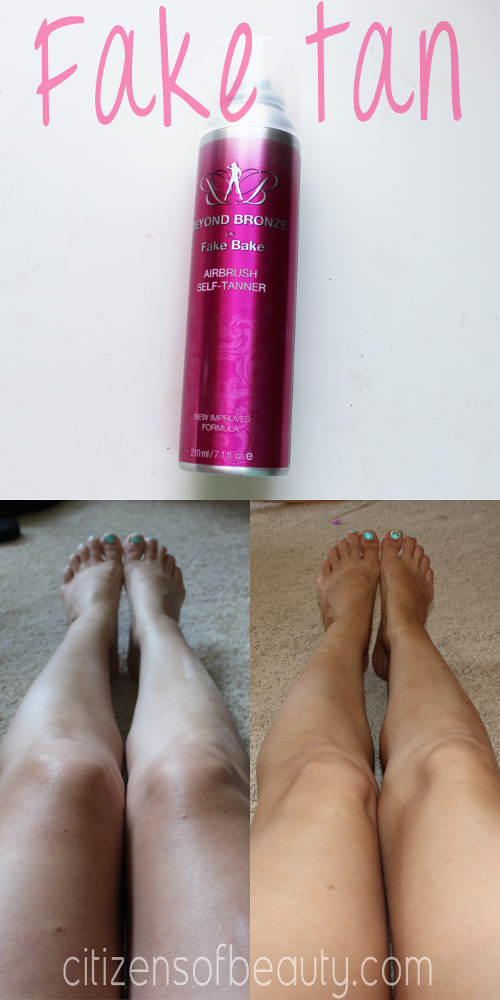 Beyond Bronze Fake Bake Summer Beauty Essential