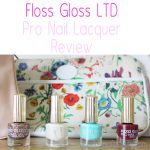 Floss Gloss Nail Polish! Review & Swatches