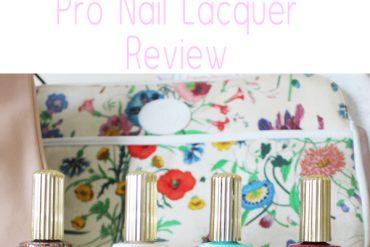 Floss Gloss LTD Pro Nail Lacquer Review