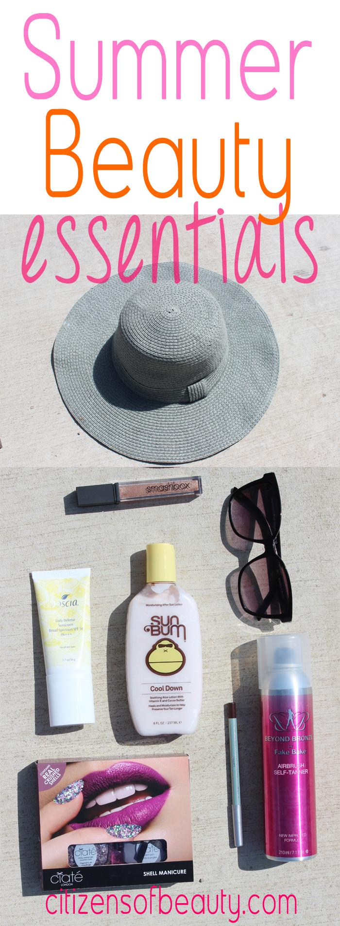 best summer beauty essentials