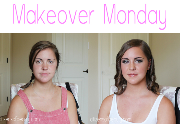 makeover monday before and after post