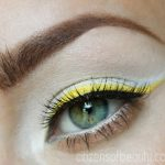 Color Crush: Yellow Eye Makeup