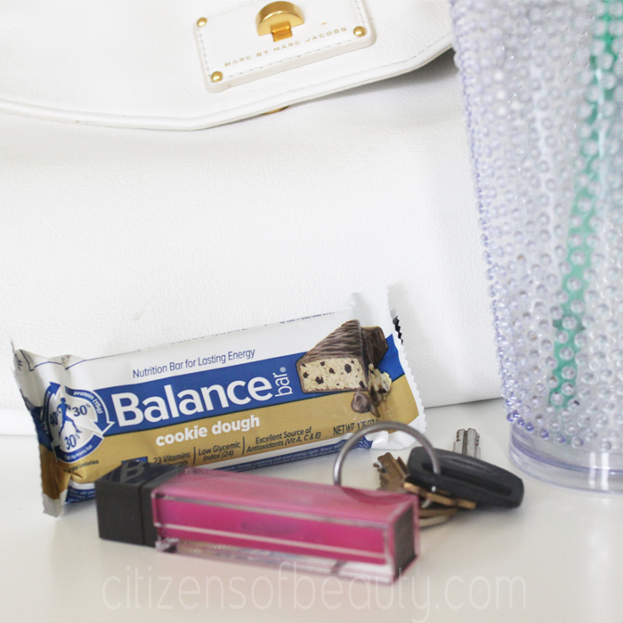 Balance Bar Summer Shape Up Challenge