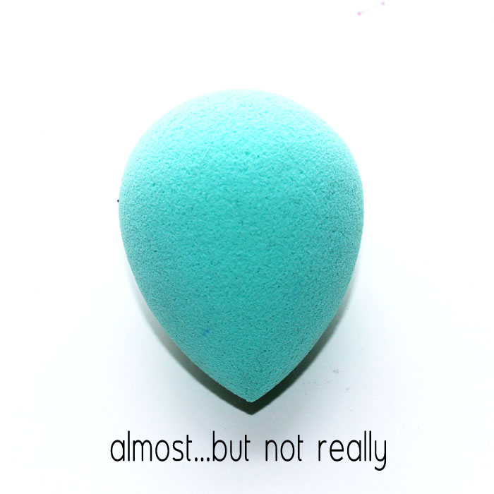 Here is a great beautyblender dupe