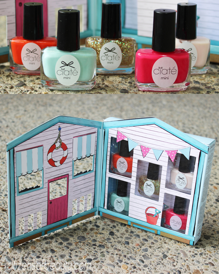 Ciate Beach House Nail Collection with Austin, TX beauty and lifestyle blogger, Kendra Stanton