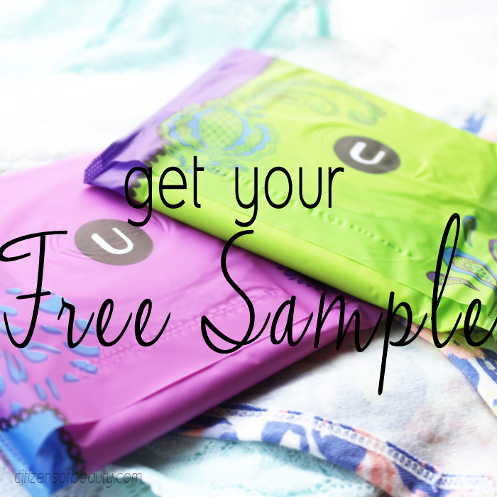 Free Sample of U by Kotex