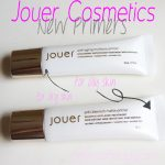 NEW Silicone-Free Face Primers from Jouer Cosmetics