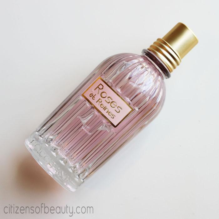 Loccitane Bon Voyage Roses et Reines perfume review