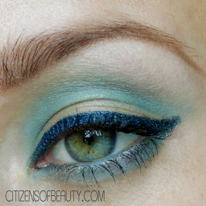 Memebox Colorbox #3 Blue Eyeshadow