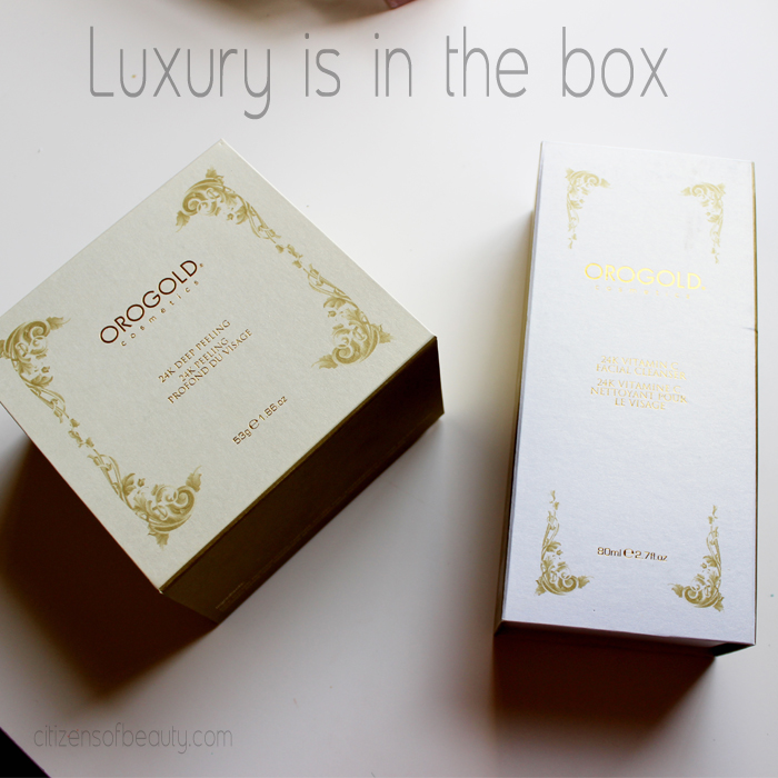 Orogold Luxury Skincare Review