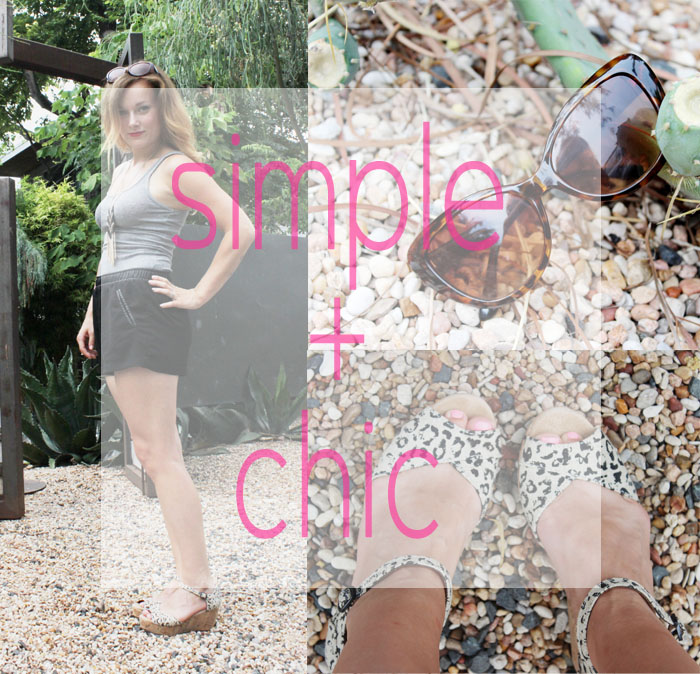 simple and chic summer style Casual and Chic Summer Style | OOTD