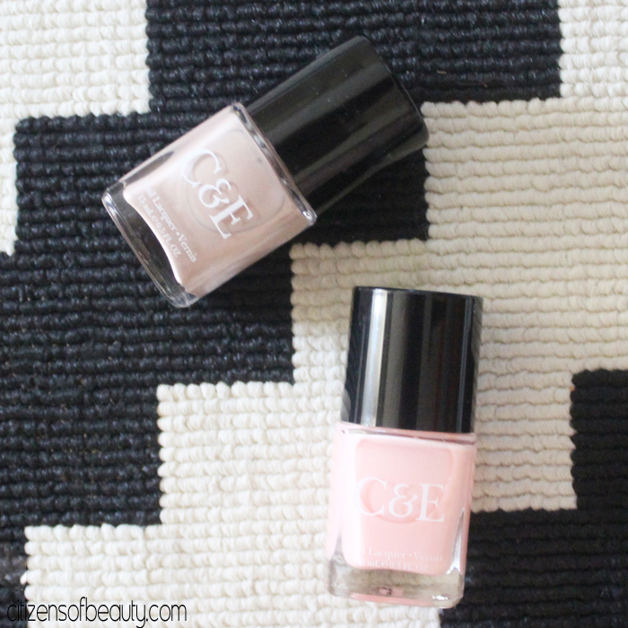 Crabtree and Evelyn's new Nudest Nail Polish Collection is a pretty little thing! via @citizenofbeauty