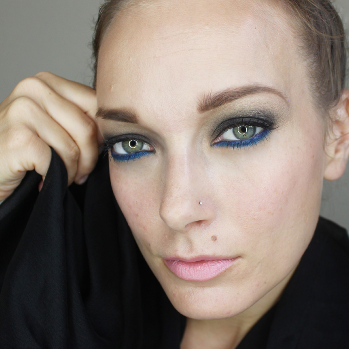 Fall 2014 Color Pop Makeup Trend